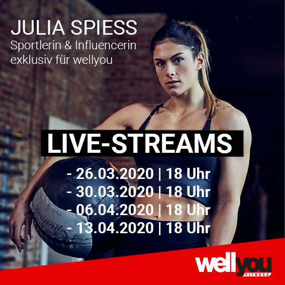 Live-Streams wellyou