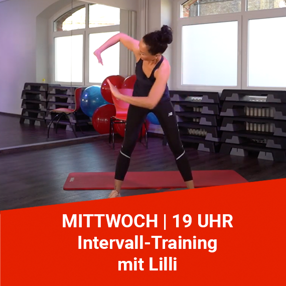 wellyou Intervall-Training