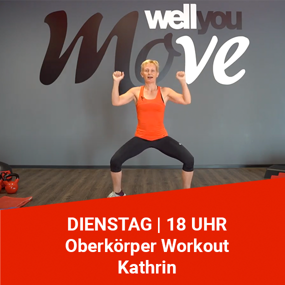 wellyou Oberkörper Workout